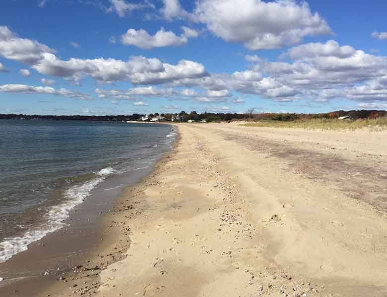 Hammasset State Beach CT