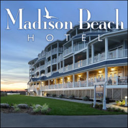 Madison Beach Hotel/The Wharf & Tides on the Sound