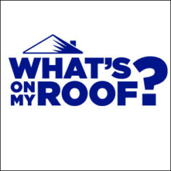 What's On My Roof?