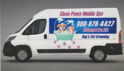 Clean Paws Mobile Spa